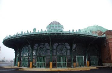 The Carousel House